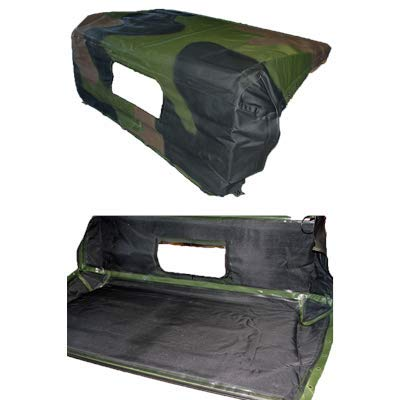 (CAB Soft TOP M939 Series 5 TON Military Trucks with 3 Color Camouflage)