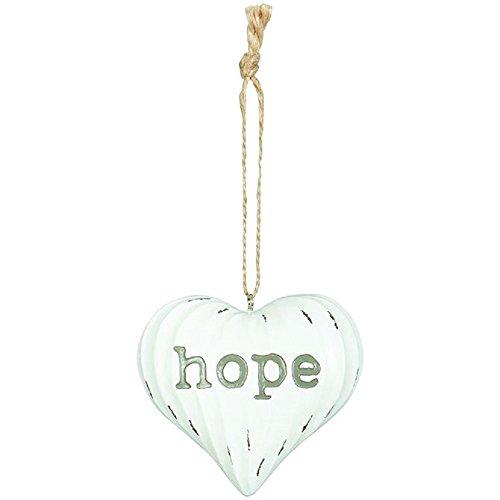 Carson Heart Hope Decorative Hanging Ornaments