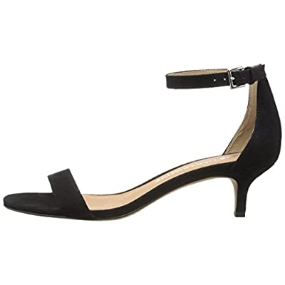 206 Collective Women's Eve Stiletto Heel Dress Sandal-Low Heeled: Clothing