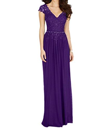 Blau Abendkleider mit Abschlussballkleider mia Ballkleider Elegant Lila La Perlen Navy Lang Promkleider Partykleider Braut qSIvgWwPY