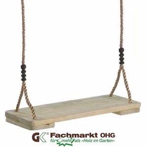 Schaukelsitz aus Holz, Seillänge bis 200 cm
