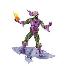 Spider-Man Trilogy: Classic Heroes Green Goblin with Glider Action Figure