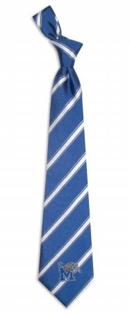 Eagles Wings Memphis Tigers Woven Polyester 1 Adult Tie from (Polyester Tie Tigers Woven)