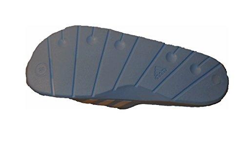 adidas DURAMO SLIDE Herren Badeschuhe Sandalen Größe 47 UK 12