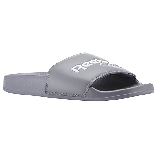 White Adulto Playa Reebok y Shadow Cool de 50 Unisex Piscina Zapatos EU 000 Gris Classic Slide qgf78