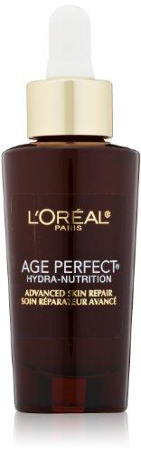L'Oréal Paris Age Perfect Hydra-Nutrition avancée de réparation de la peau Daily Sérum, 1,0 Fluid Ounce