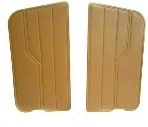 Hollywood Accessories New for Jeep Wrangler YJ 1987-1995 Spice Door Panels Front Left /& Right