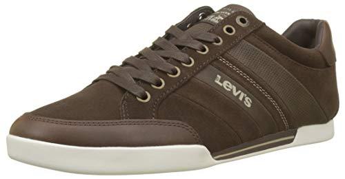 Marrone Refresh 29 Uomo Brown Levi's Turlock Sneaker dark wp6xIqg