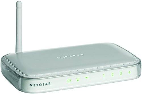 NETGEAR WN604-100PES WLAN 150 Access Point mit 4x 10/100 Ports