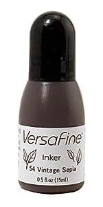 Versa Fine Re Inker Vintage Sepia