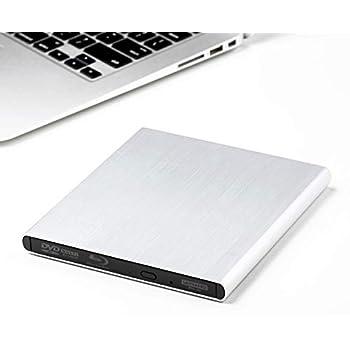 Image of Archgon Premium Aluminum External USB 3.0 UHD 4K Blu-Ray Writer Super Drive for PC and Mac Blu-ray Drives