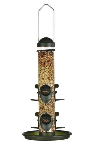 Safari 2-in-1 Tube Feeder