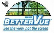 96'' X 100' Bettervue Invisible Screen Roll by Bettervue (Image #3)