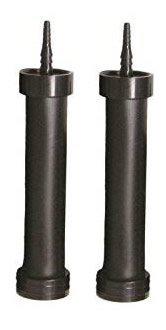 Set of 2 EasyPro RAD6 EPDM Rubber Membrane Air Diffuser 6″ Long 1/4″ – 3/8″ Barb