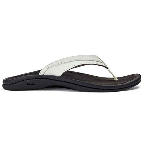 Brown Ohana Negro Blanco Java Woman Olukai Sandal I1xw7U1q