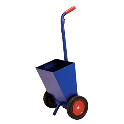 Image of Champion Sports 2-Wheel Steel Dry Line Marker (25-Pound Capacity) Field Marking Equipment