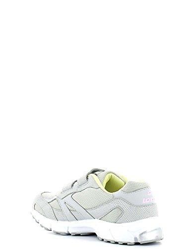 Lotto R6075 Sport Shoes Kid Grey 52DTVU