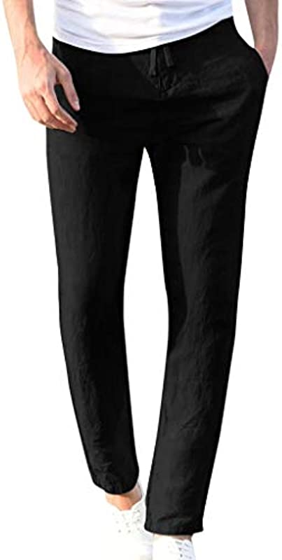 MONDHAUS męskie spodnie cargo, spodnie do noszenia w czasie wolnym, spodnie sportowe typu regular fit, spodnie jeansowe, proste spodnie do biegania, stylowe spodnie bawełniane, do noszenia na co dzień, do nosze