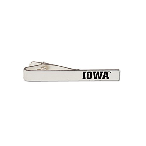 Fan Frenzy Gifts NCAA Iowa Hawkeyes Tie Bar ()