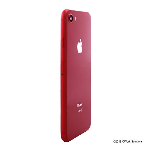 Apple iPhone 8, 256GB, Red - Fully Unlocked (Renewed)