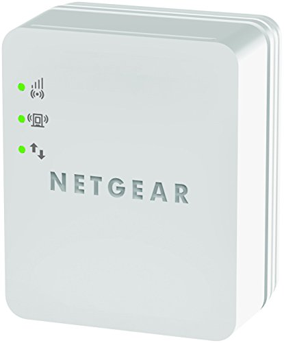 NETGEAR N150 Wi-Fi Range Extender for Mobile - Wall Plug Version (WN1000RP) by NETGEAR (Image #1)'