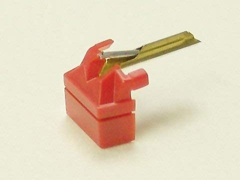Durpower Phonograph Record Player Turntable Needle For SHURE PRO-6 (PRO-TRACK 6)