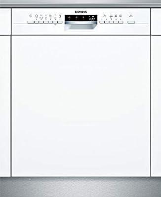 Siemens iQ300 SN536W00PE lavavajilla Semi-incorporado 13 cubiertos ...