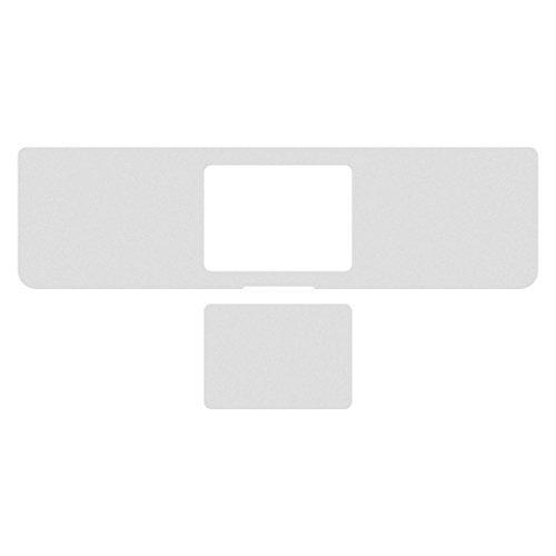 Amazon.com: eDealMax La mitad muñeca Palma cubierta Resto Pista Protector del cojín de la piel etiqueta w Para MacBook Pro 15: Electronics