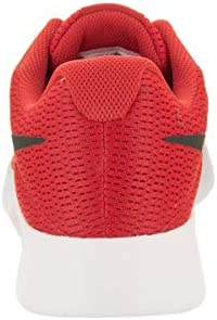 NIKE Men's Tanjun Sneakers, Breathable Textile Uppers and Comfortable Lightweight Cushioning 6