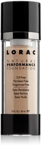 LORAC Natural Performance Foundation, NP3 Light/Medium, 1 fl. oz.