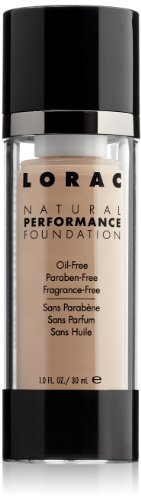 LORAC Natural Performance Foundation, NP3...