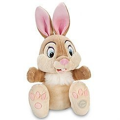 Walt Disney Bambi Miss Bunny Plush Soft 16 H