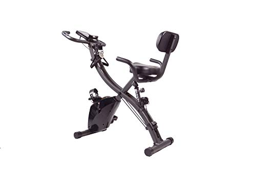 FITNATION Flex Bike Pro with Resistance Bands for Upper and Lower Body Training