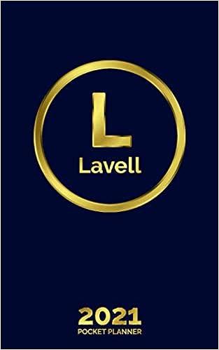 Wpi 2021 Calendar Lavell: 2021 Pocket Planner   Personalized Name Organizer