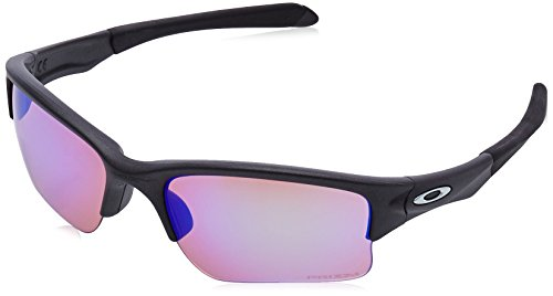 Oakley Men's Quarter Jacket Non-Polarized Iridium Rectangular for sale  Delivered anywhere in Canada