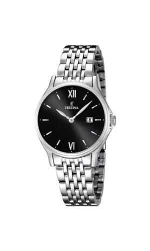 Festina Classic Ladies F16748/4 Wristwatch for women Excellent readability