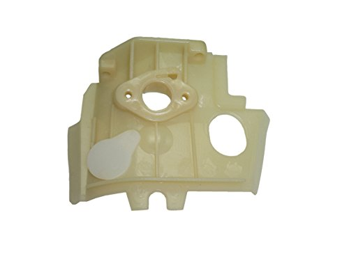 Carburetor Connector Bulkhead Manifold dish is effective with Husqvarna 50 51 55 OEM 503 76 48-01, Everest Parts Brand Cheap Prices