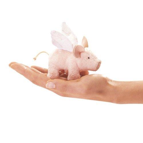 Fork Manis pigs wing puppet fly mini angel goods wings angel wing pig wing Piglet puppet puppet parallel import goods B01M7P3CXL, 神前挙式 婚礼和装レンタル専門店:db68d85d --- kutter.pl