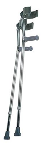 Graham-Field/Everest &Jennings 6343A Crutches Forearm Small Adult 1/Pr