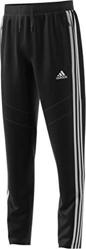 Adidas Tiro19 Youth Training Pants, Blackwhite, Medium