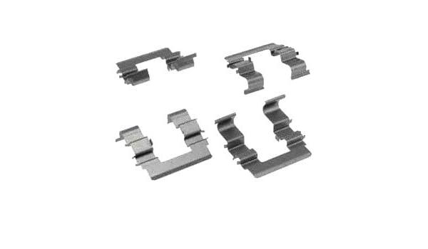 Raybestos H15872A Professional Grade Disc Brake Caliper Hardware Kit
