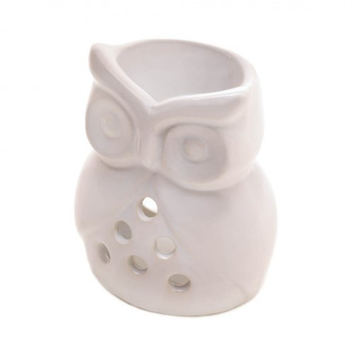 Charming Owl Oil Warmer by N/A