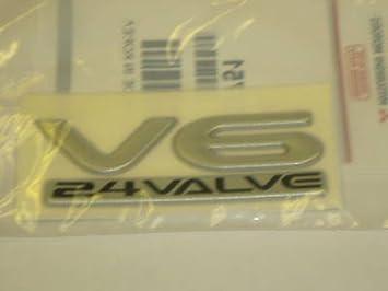 Genuine Mitsubishi Nameplate MR987751
