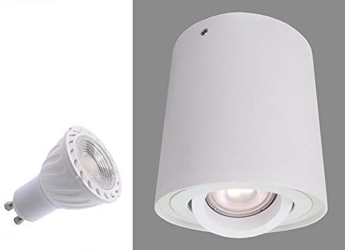 Plafoniere Led Da Soffitto : Budbuddy led spot light faretti da soffitto faretto lampada