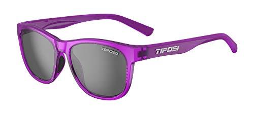 Tifosi Optics Swank Sunglasses (Ultra-Violet/Smoke Lenses)