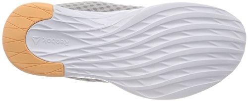 Reebok Astroride Soul, Zapatillas de Running Para Mujer Gris (Stark Grey/Desert Glow/White 000)