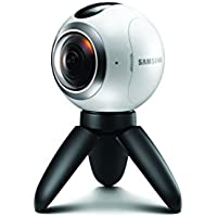 Samsung Gear 360 Spherical 15MP High Resolution VR 4K Camera