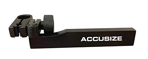 Accusize Industrial Tools Height Gauge Adaptor with Clamps, Idc2-0881 ()