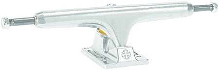 129mm - 215mm Single Truck Independent Silver//Raw Standard Skateboard Truck