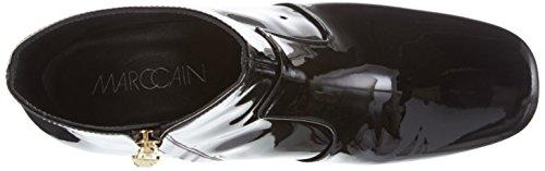 Marc Cain Fb Sb.12 L54, Zapatillas de Estar por Casa para Mujer Negro - negro (black 900)
